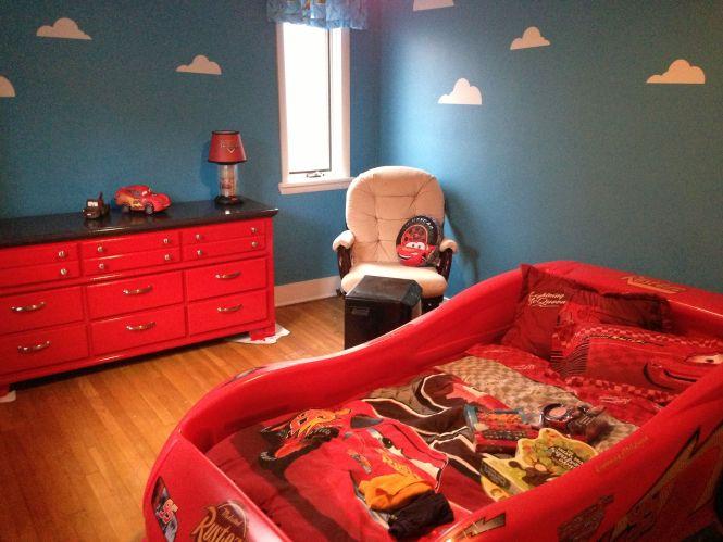 Love Paint Idea For Dresser Black N Red