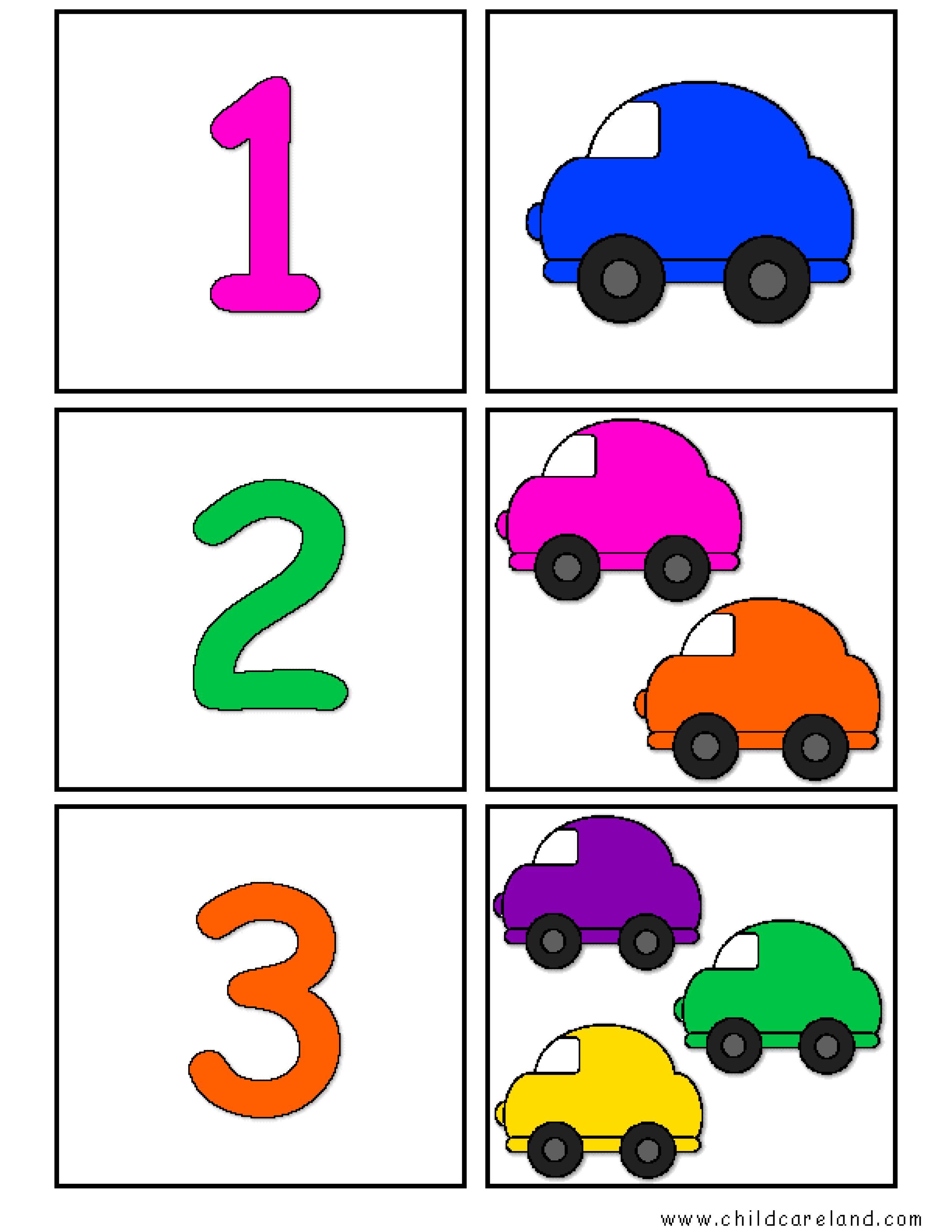 Gecijferdheid Vervoer Auto Cijfers
