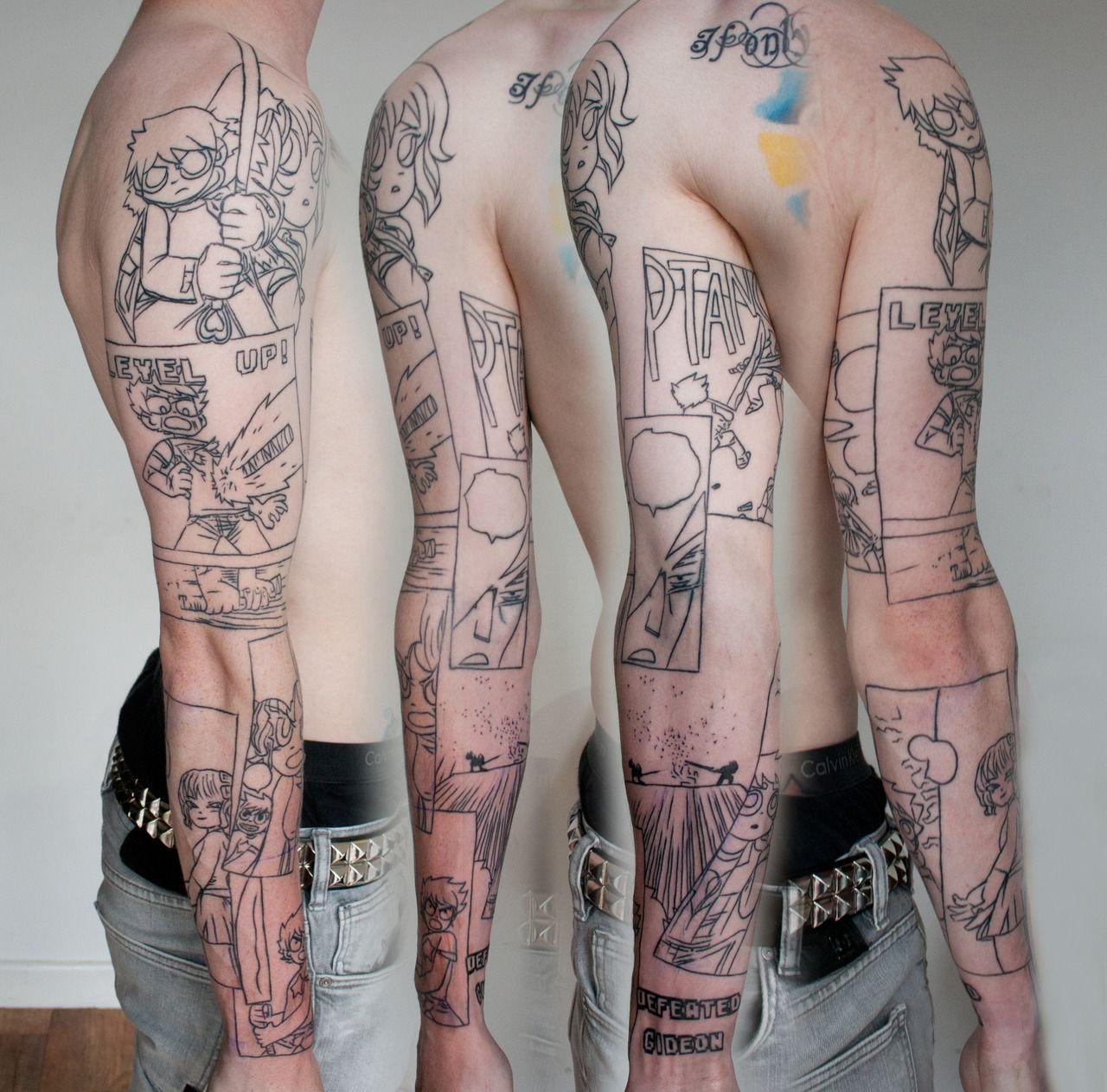full sleeve tattoo designs tumblr Cool Tattoos Designs