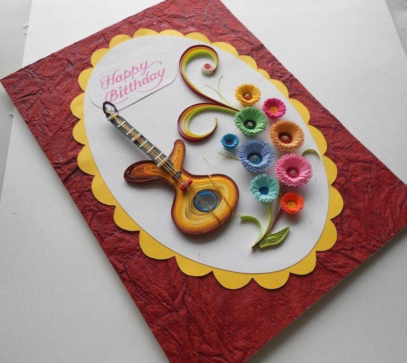 5 amazing handmade birthday cards art and art