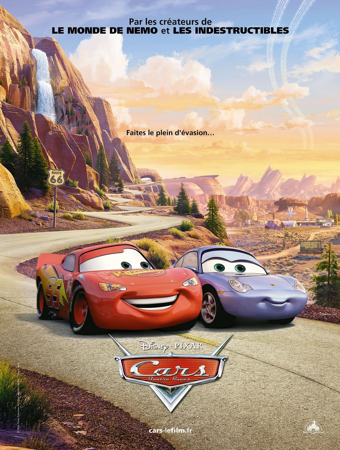 Return to the main poster page for Cars (4 of 13) Cars