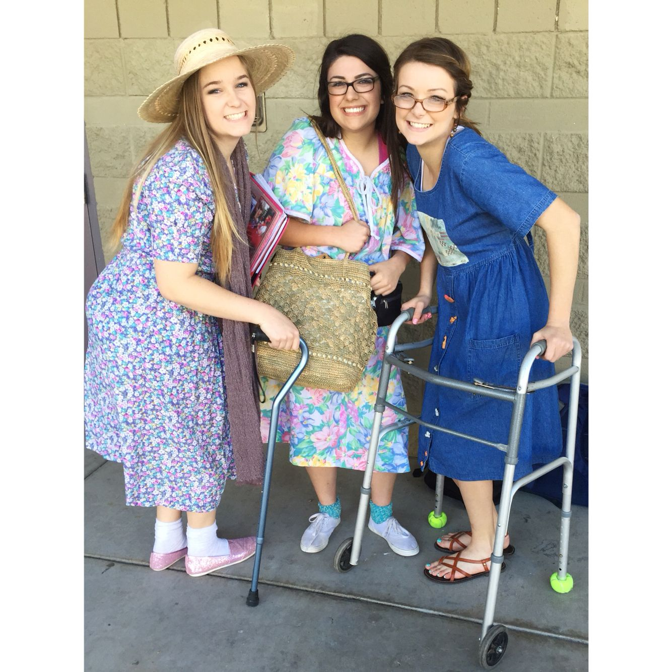 Elderly day spirit day idea Student Council Pinterest