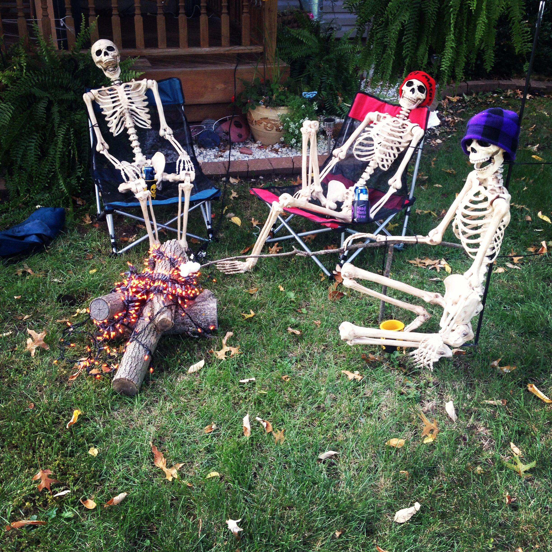 Poseable skeletons Halloween Pinterest Skeletons