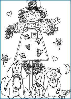 1000 images about halloween fall coloring pages on pinterest
