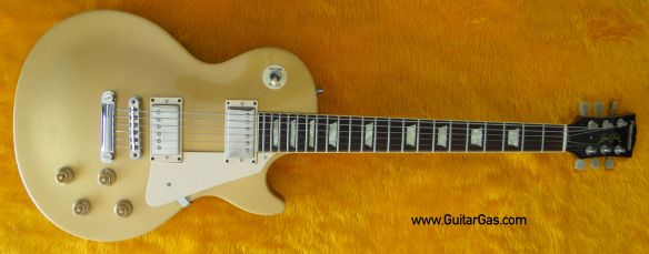Fernandes Super Grade Gold Top Les Paul Clone