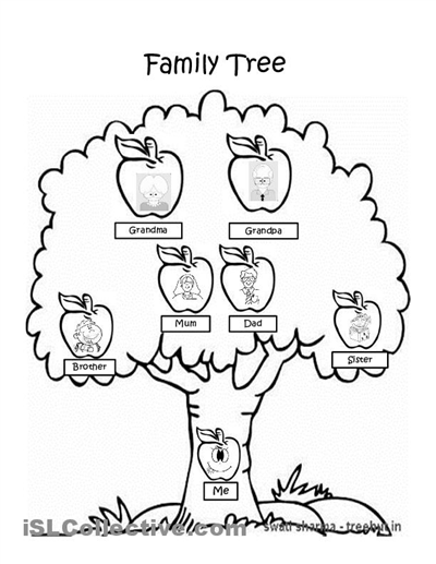 37 Awesome family tree worksheet images roopa