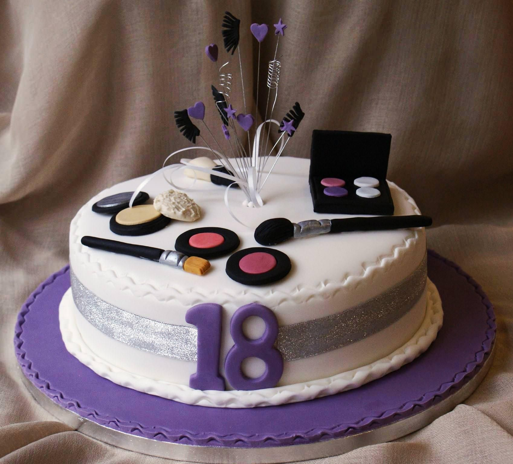18th Birthday Cakes Both For Boys And Girls