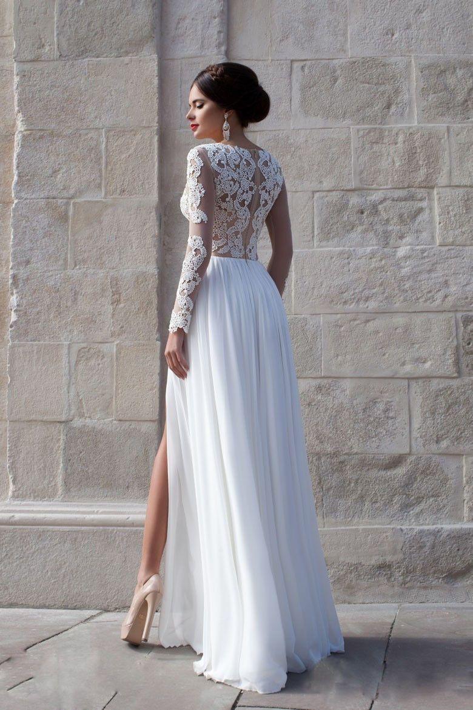Beach Wedding Dresses Bohemian Wedding Dress Boho Wedding
