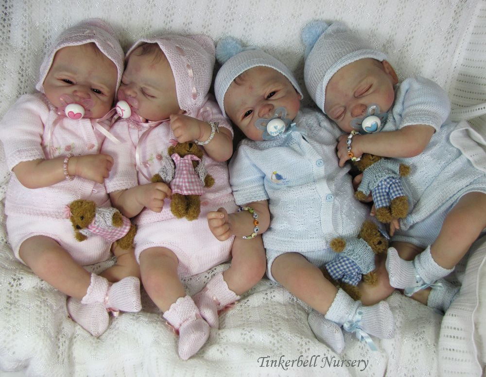 Reborn Dolls by the UberTalented Hellen Jalland at