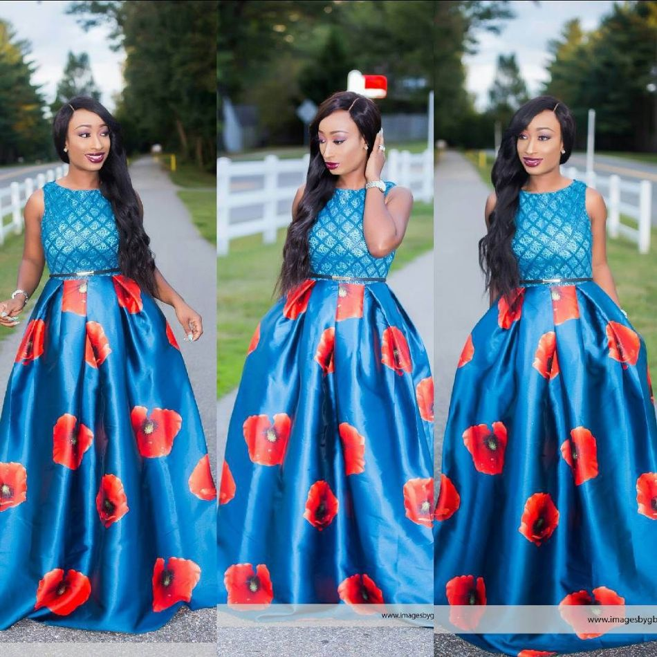 Exelent African Print Bridesmaid Dresses Collection - All Wedding ...