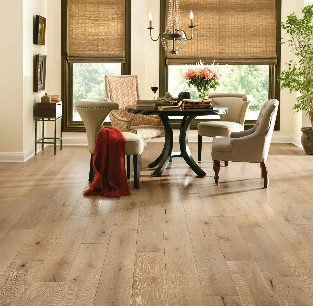 Learn more about Armstrong White Oak Limed Dove Tint and