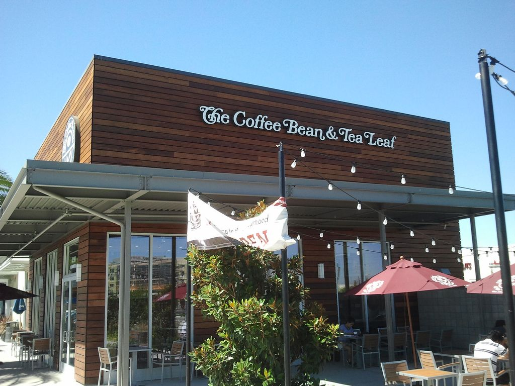 the coffee bean and tea leaf exterior Google Search