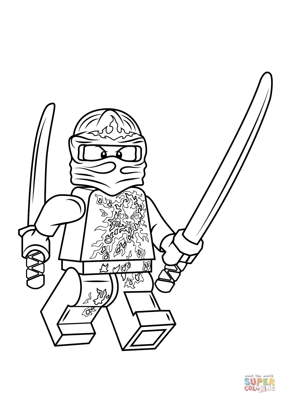 Les Dessins De Lego Ninjago 20