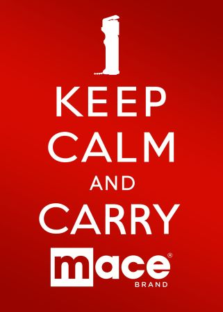 Image result for carry mace