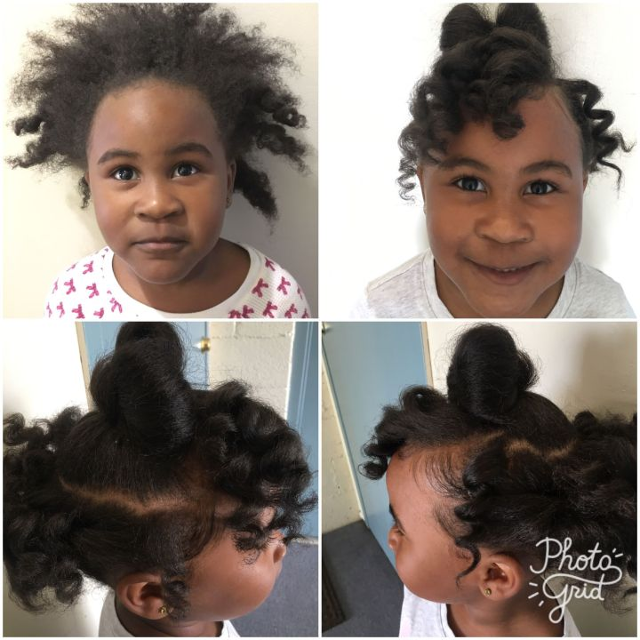 Kid hairstyle Hairstyles for little girls