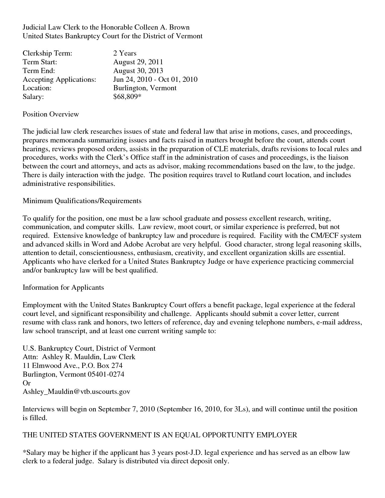 Letter Sample For Job ApplicationReference
