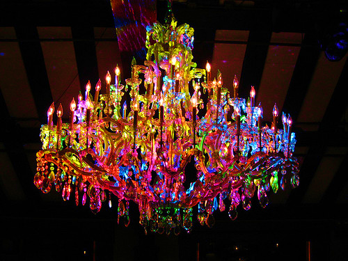 Carnival Of Colors Chandelier Colorful Crystals Rainbows Lights Yes Crystal Glitters