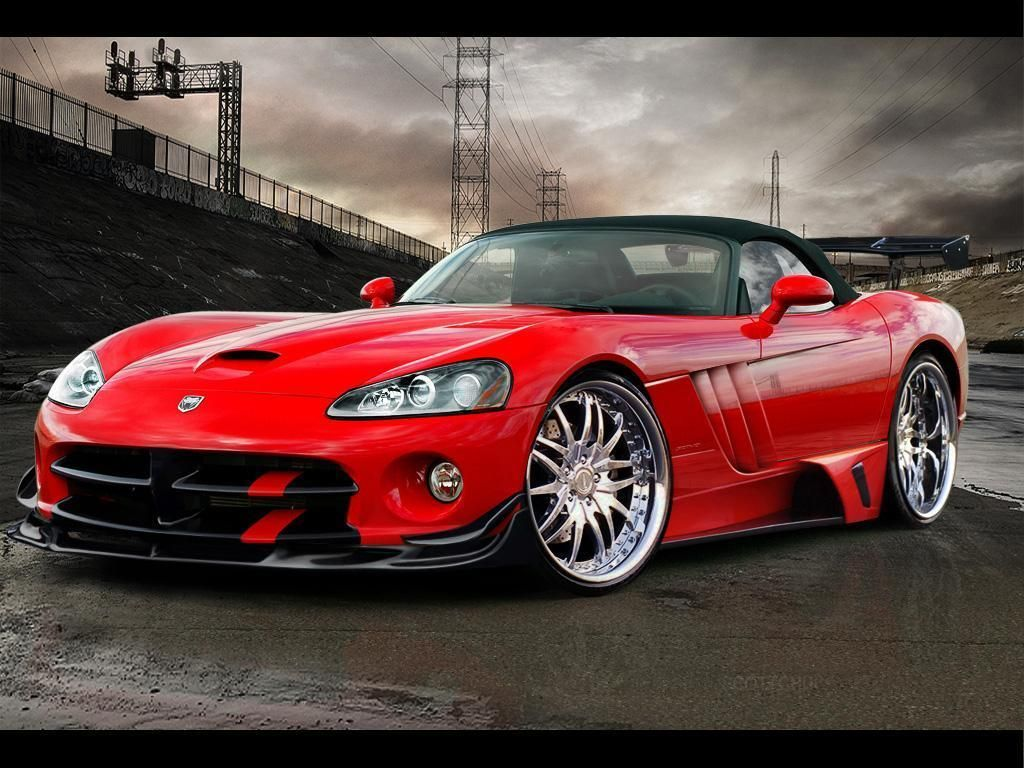 dodge viper tuning - muscle-cars wallpaper | zoom, zoom, zoom