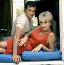 Image result for tony curtis color and janet leigh