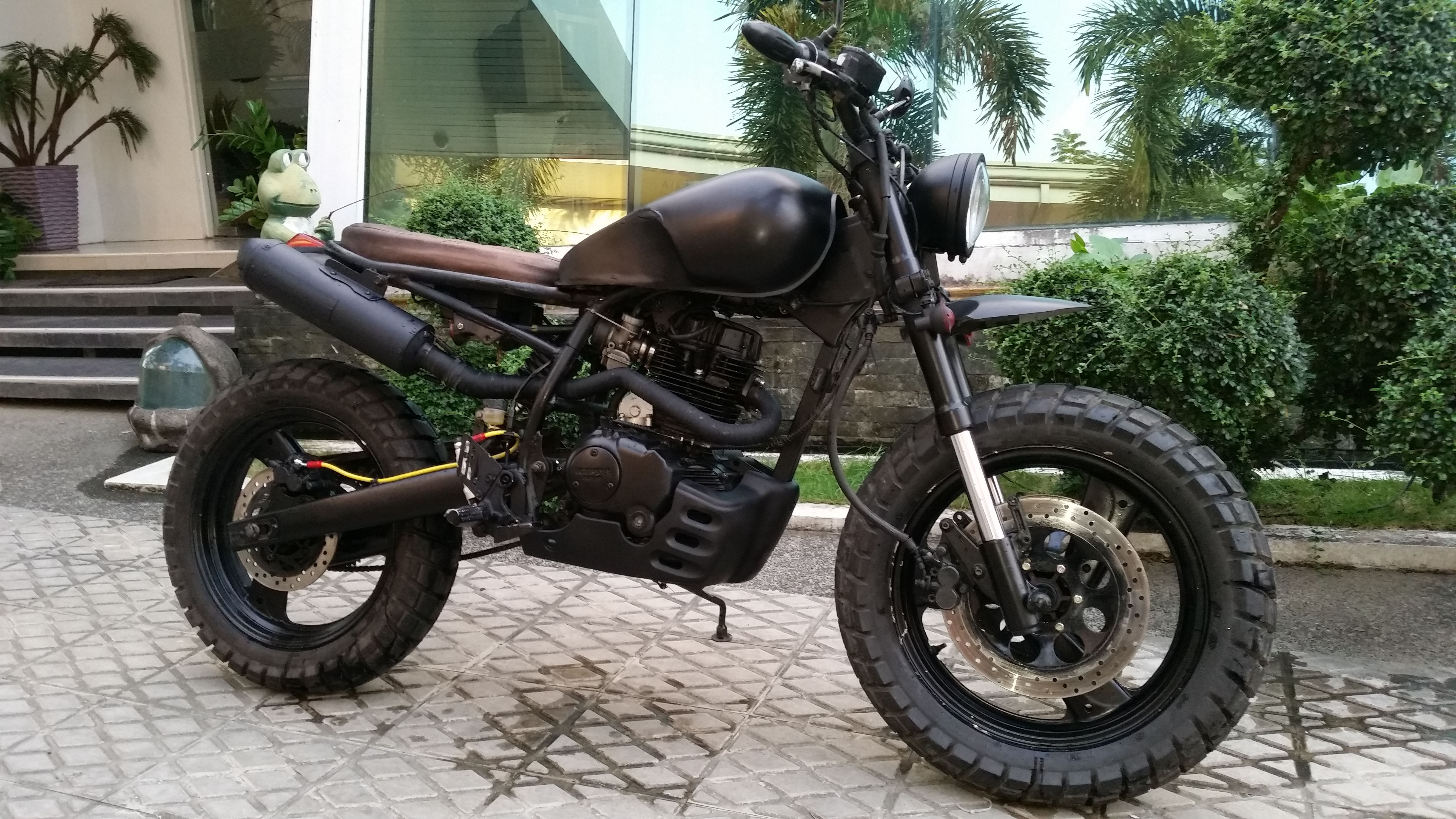 Cafe Racer Philippines Best Custom Motorcycles of 2015