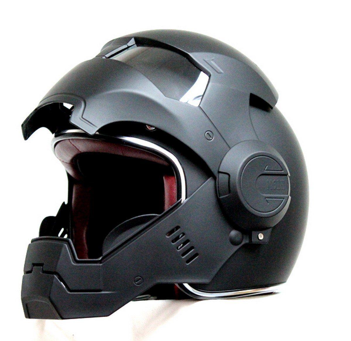 Helmet add on Mask LC Prime® Masei 610 Matt
