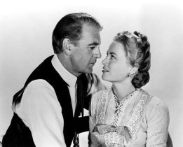 Image result for gary cooper and grace kelly high noon