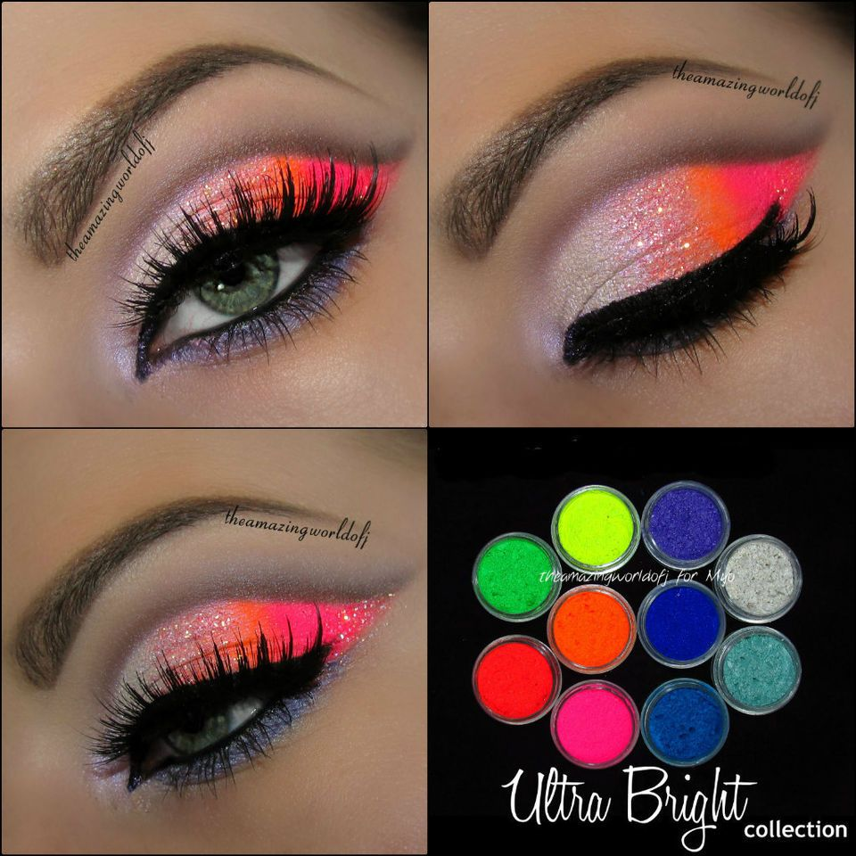 how to make eyeshadow more pigmented