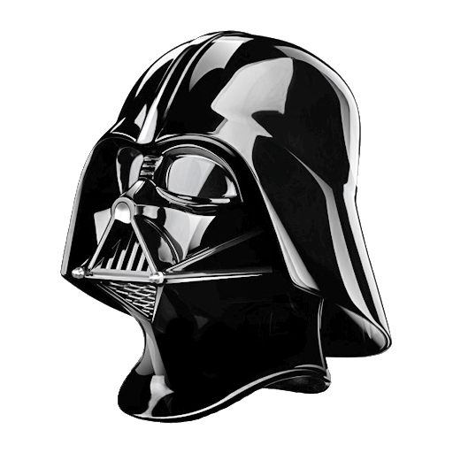 vader_icon_by_keigered30j6xh.png (512×512) Star Wars