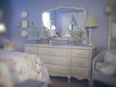My Romantic Home Painting Furniture Step By How To Paint Antique