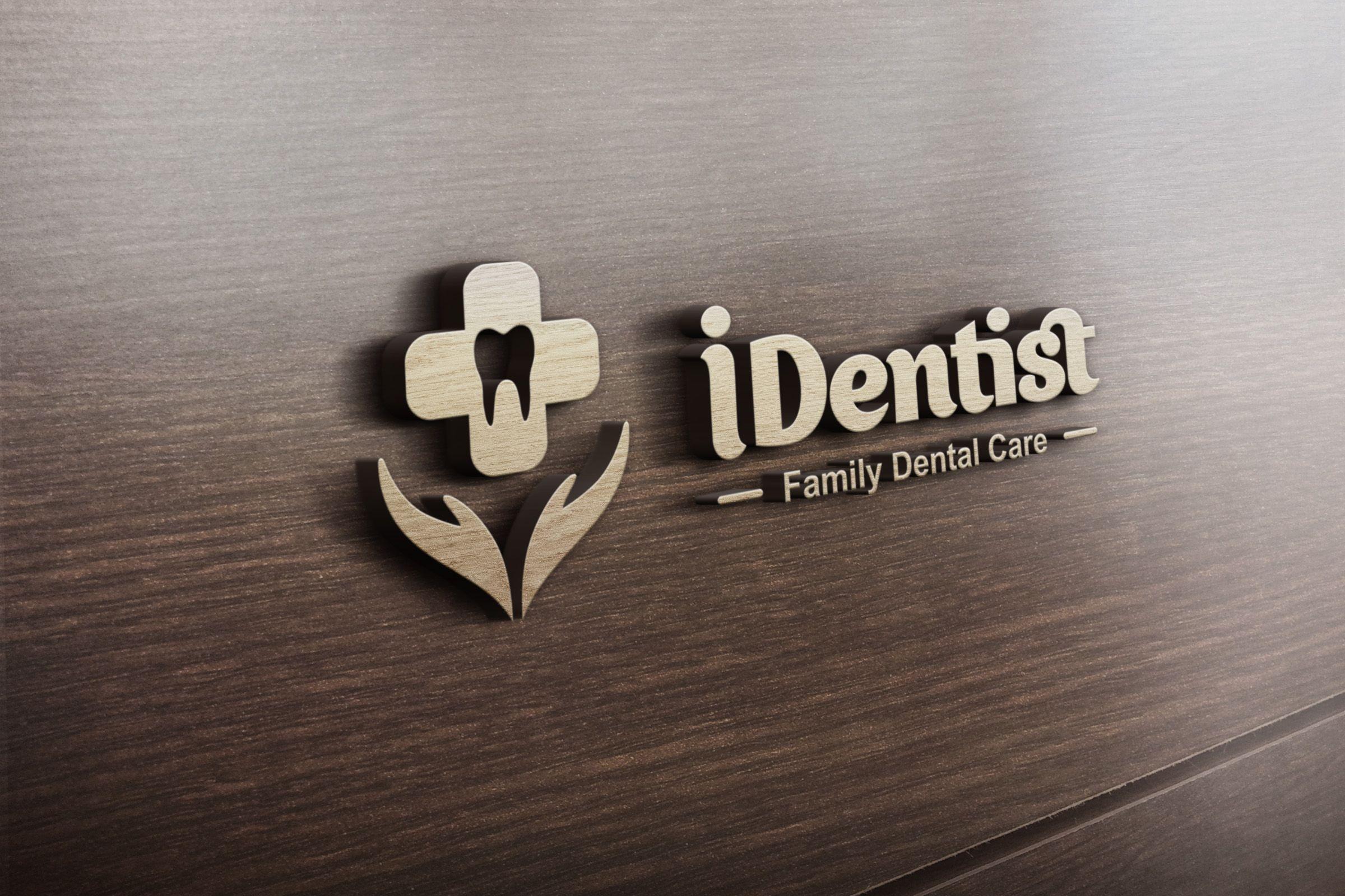 A family dental clinics logo Tangsel Progetti da