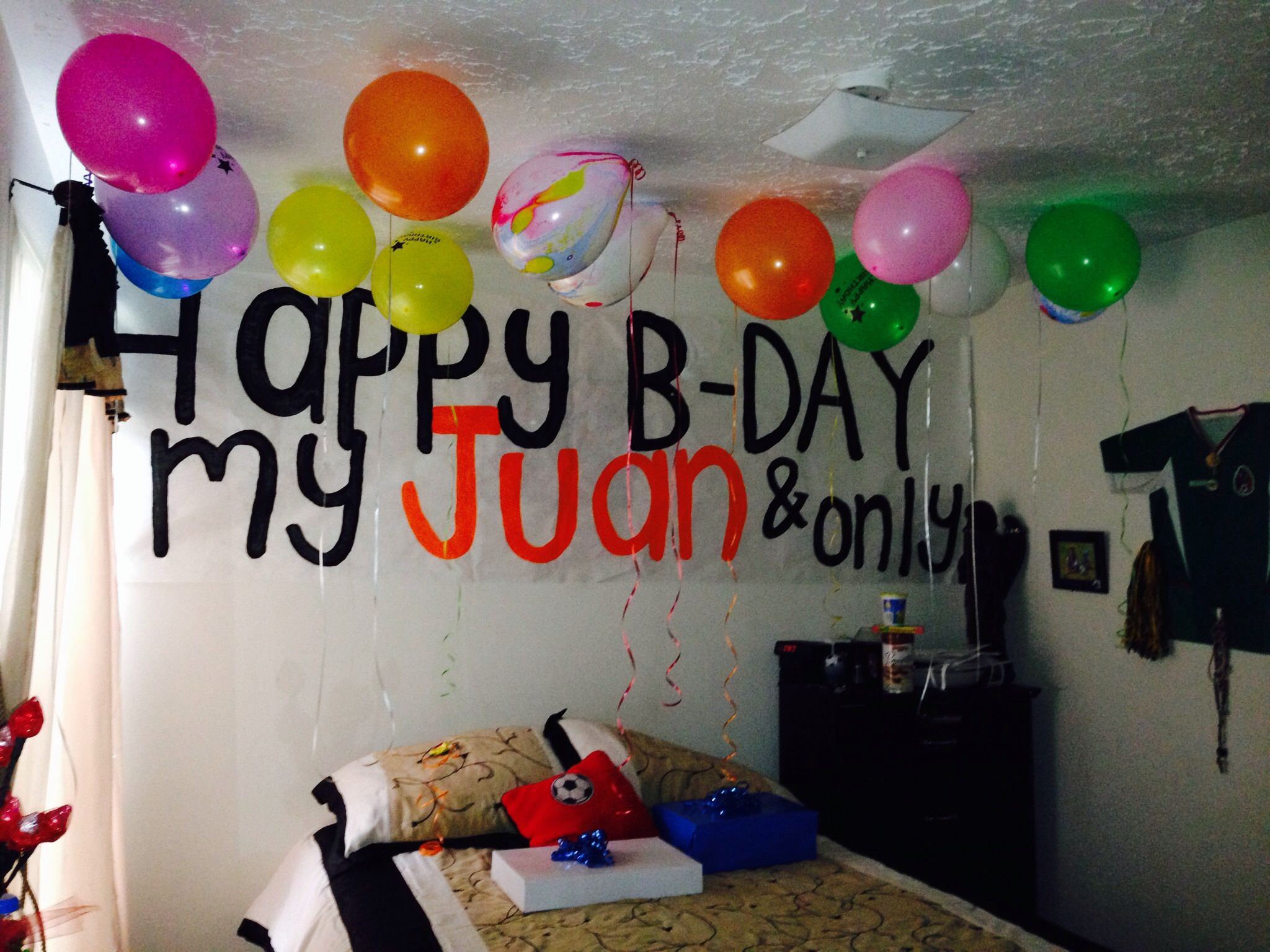 If The Name Fits Go For It Birthday Surprise Great