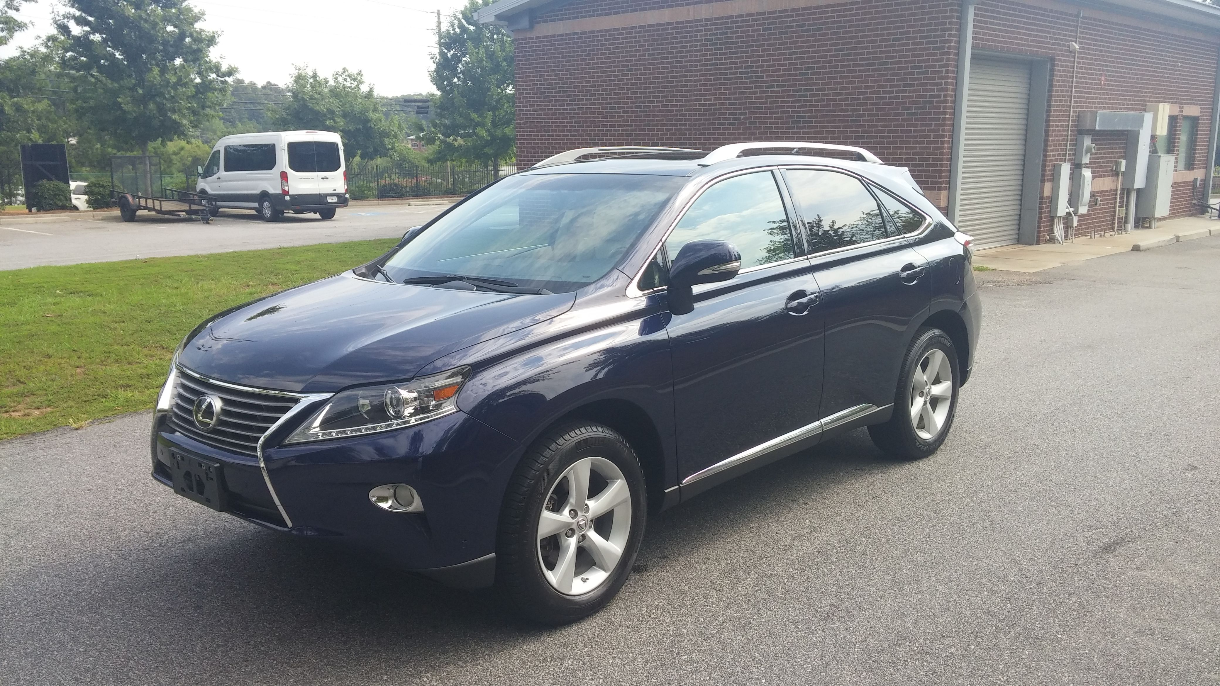2013 Lexus RX 350 SUV AWD 21 000 miles f lease unit