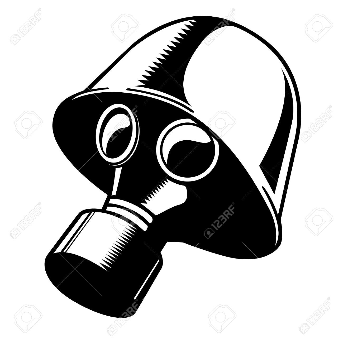 Image result for gas mask cartoon cartoons 4 Pinterest