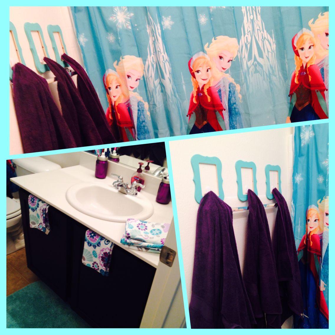 disney frozen bathroom decor | frozen | pinterest | disney frozen