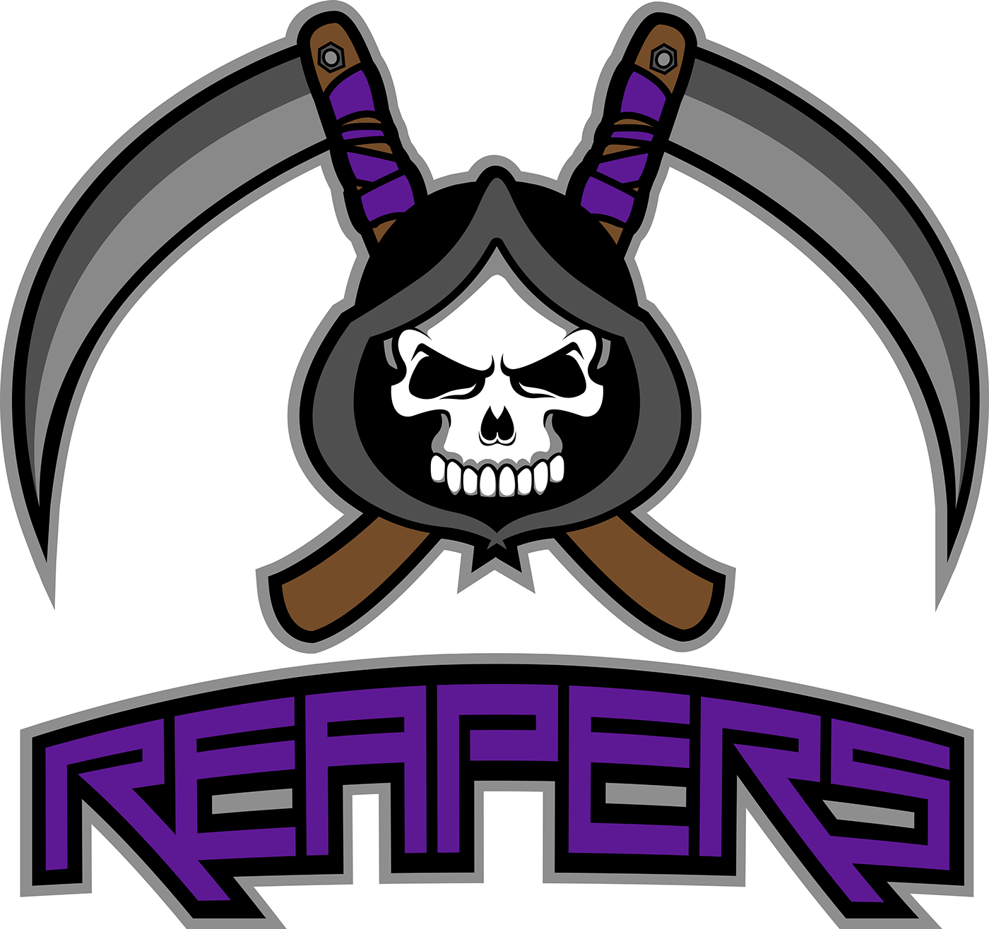 Reapers Basketball Team Concept on Behance Mascot