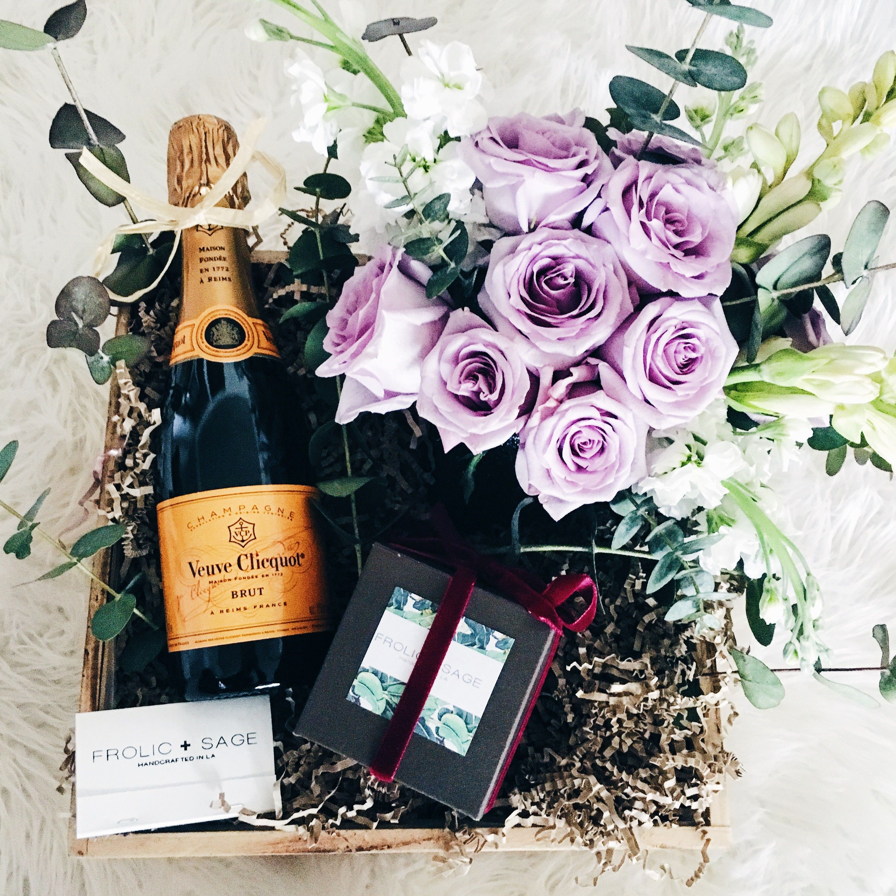 Curated Luxury Gift Box Florals Pinterest Luxury