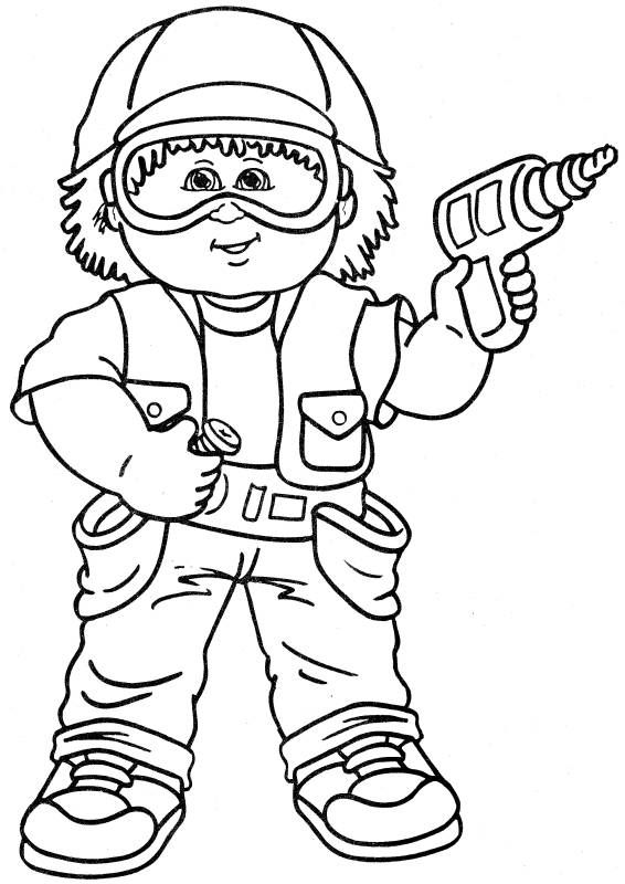 1000 images about coloring pages on pinterest cabbage patch