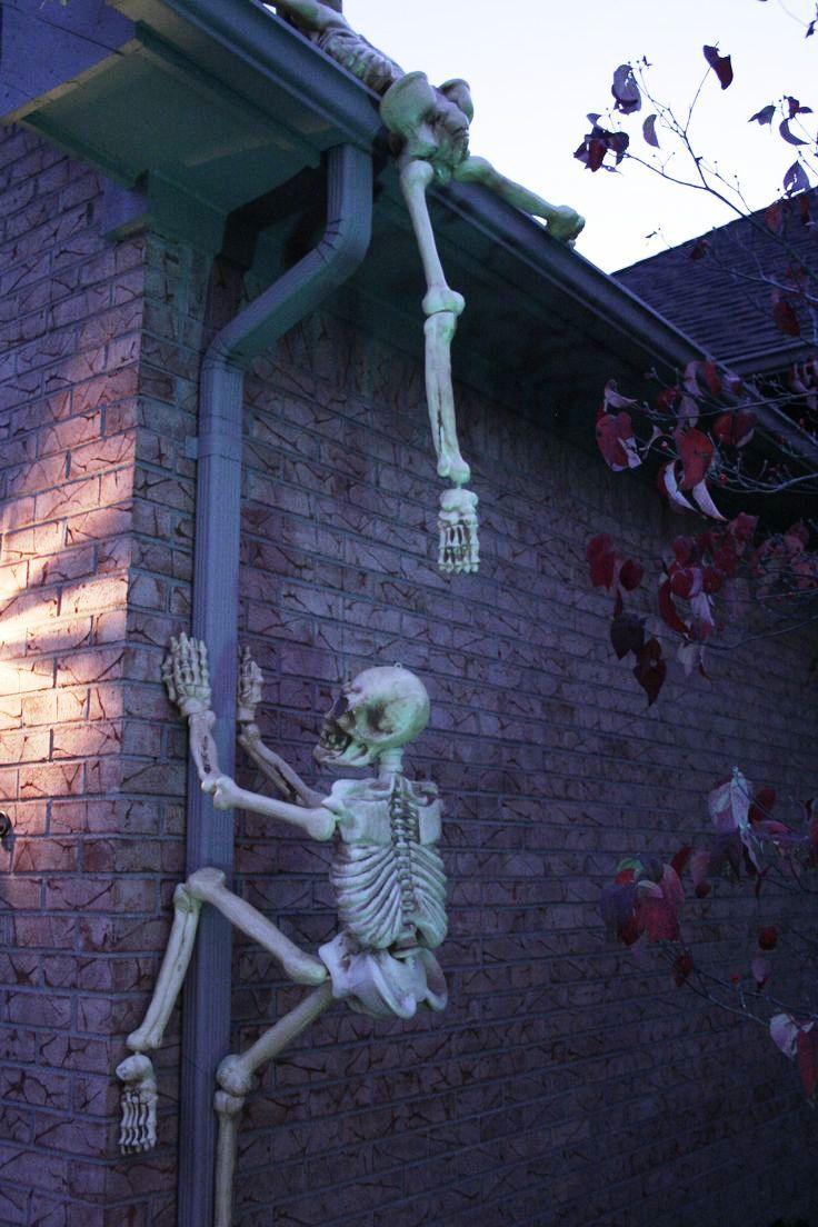 22 Do it Yourself Halloween Decorations Ideas Diy