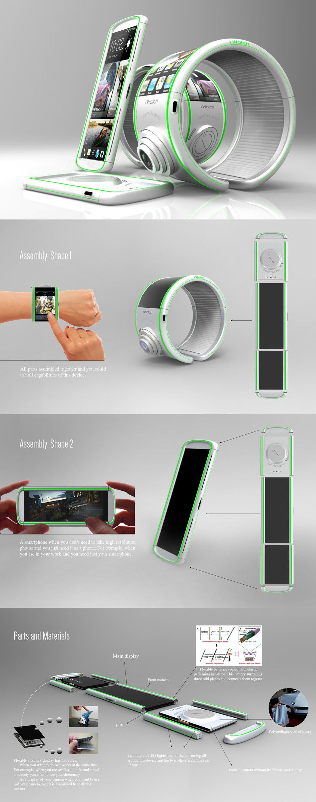 The only smart device you'll need is here!! Smart