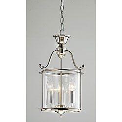 Indoor 3 Light Antique Nickel Chandelier Ping Great Deals On The Lighting