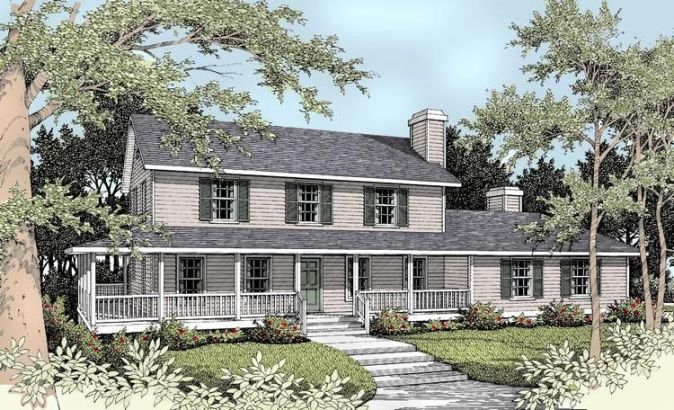 House Plan 692 00069   Country Plan  2 561 Square Feet  5 Bedrooms     House      Country Plan  2 561 Square Feet  5 Bedrooms
