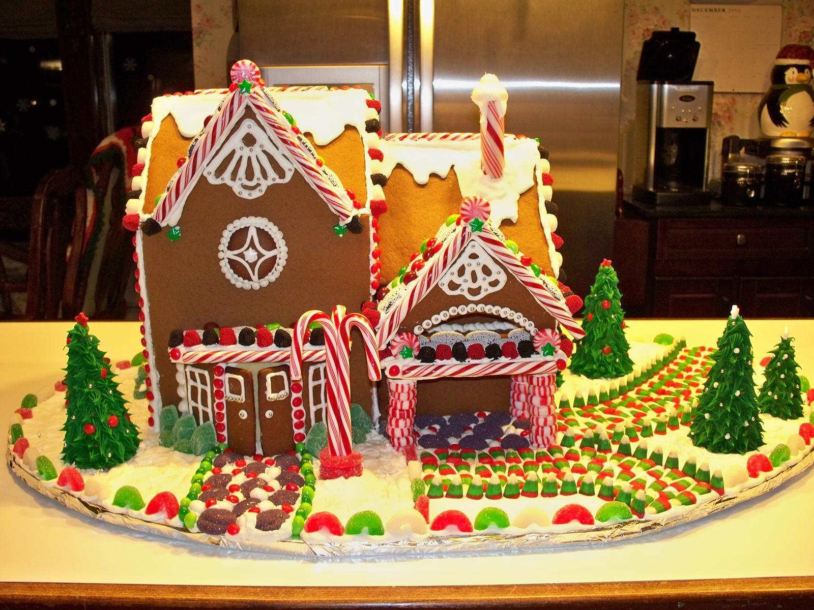 """Gingerbread Fun"" by Linda M. (Most Creative) Christmas"