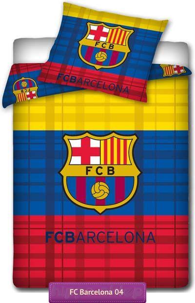 Bedding Fc Barcelona Bed Linen 3 Colours Pościel 04