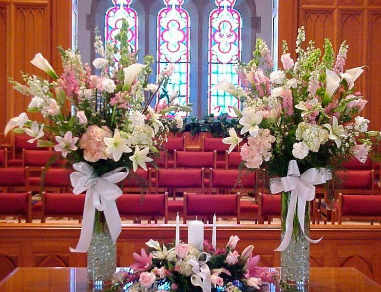 Arreglos Altar Iglesia