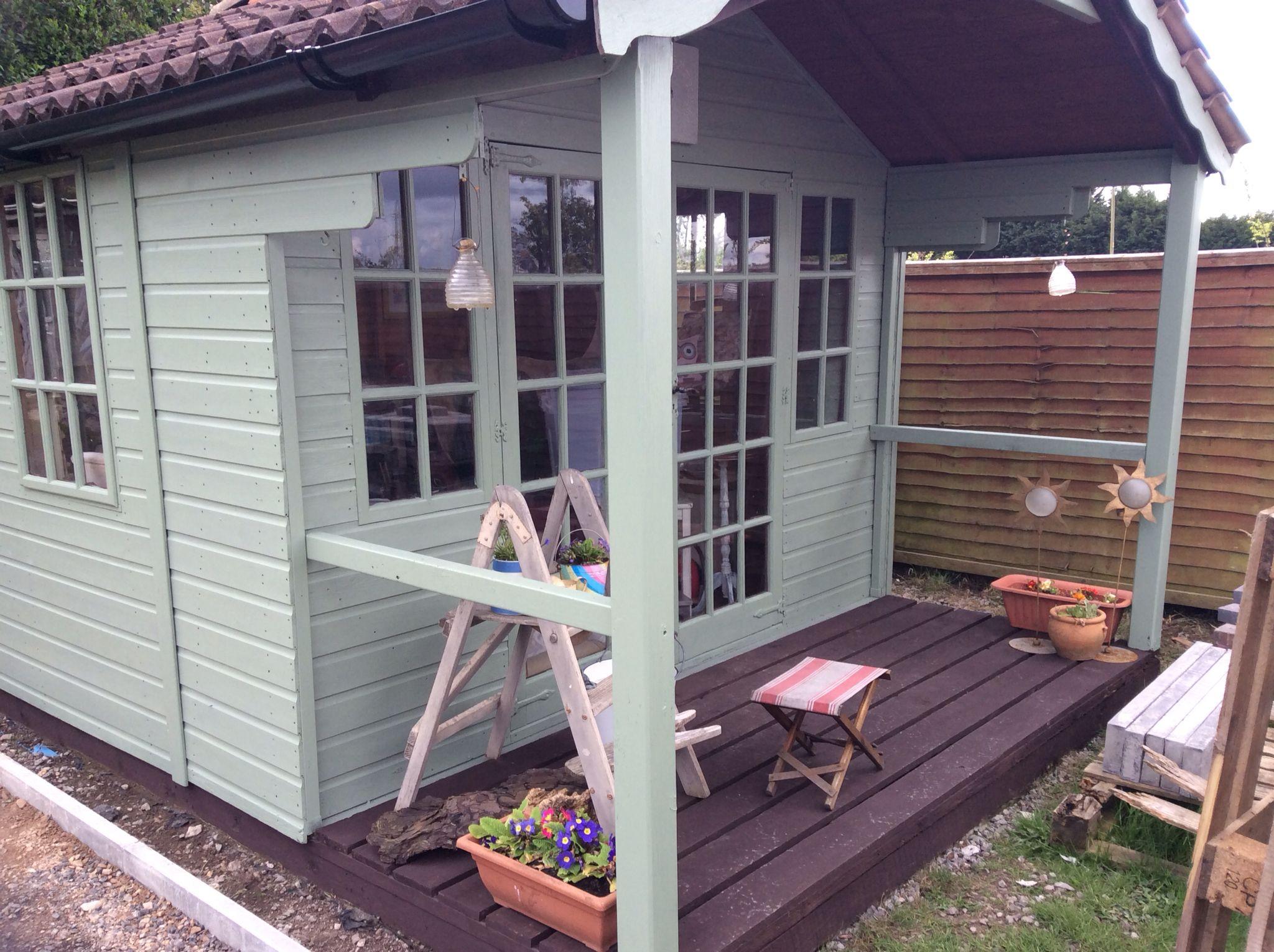 Cuprinol shades Willow Garden Pinterest Gardens and