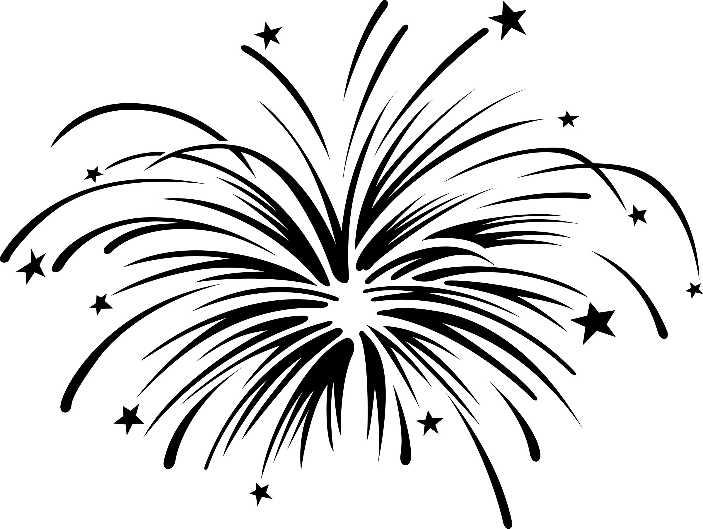 Fireworks Clipart With Animation Clipart Panda