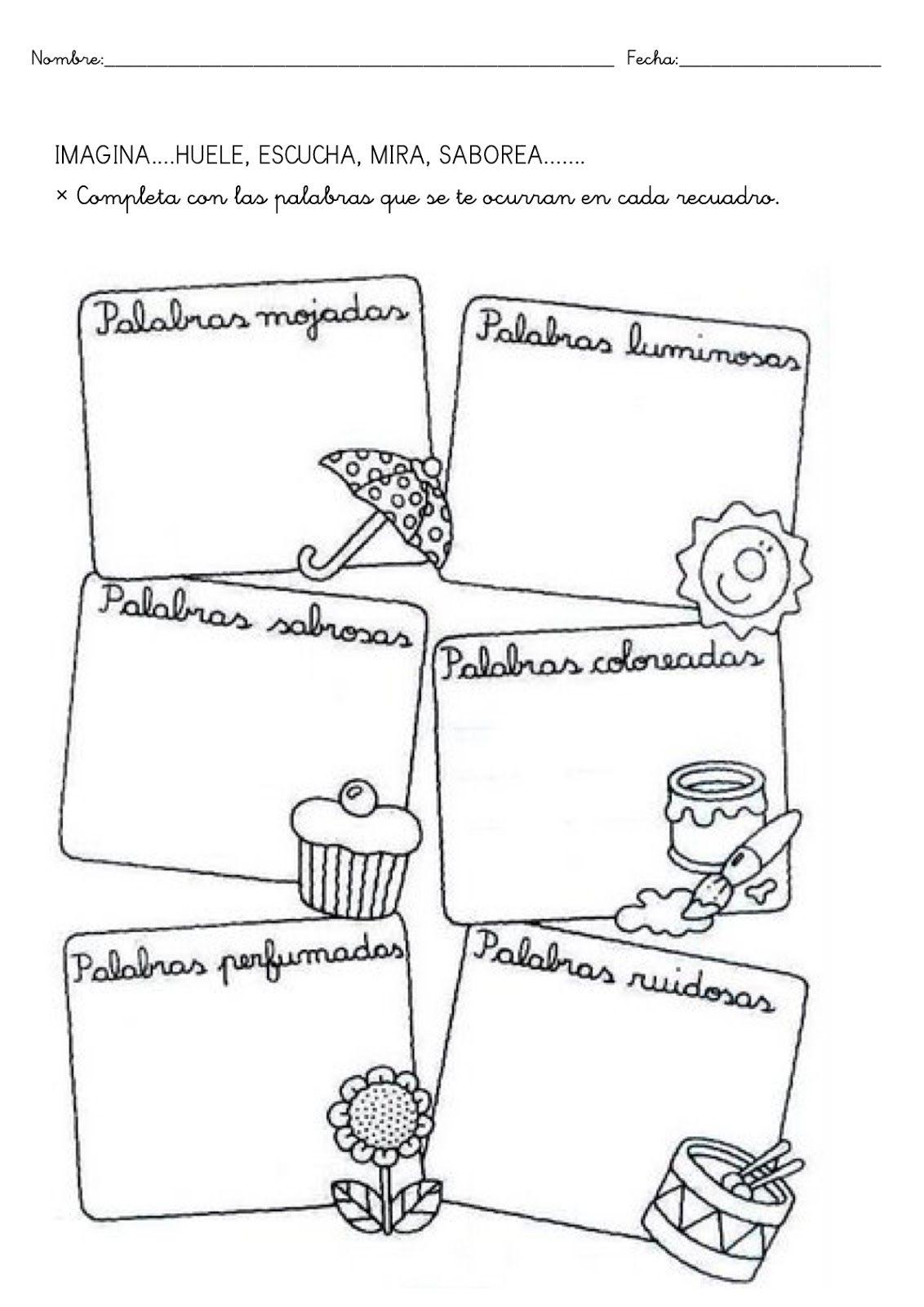 Recursos Y Actividades Para Educacion Infantil Con Los Que