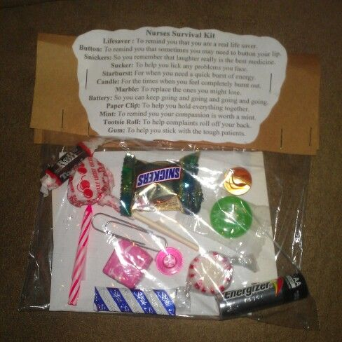 Nurse Appreciation Week Gift Idea Our Family Crafts At