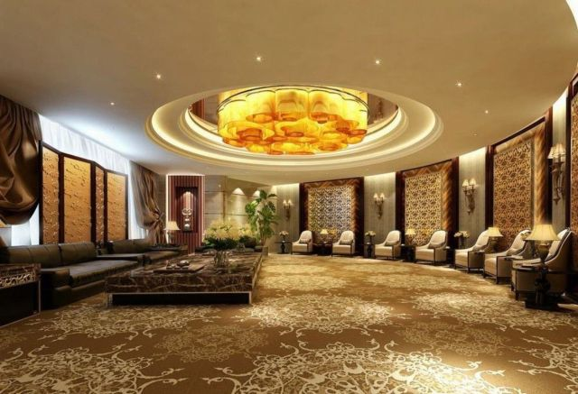 luxury banquet hall design - Google Search | Ideas for the ...