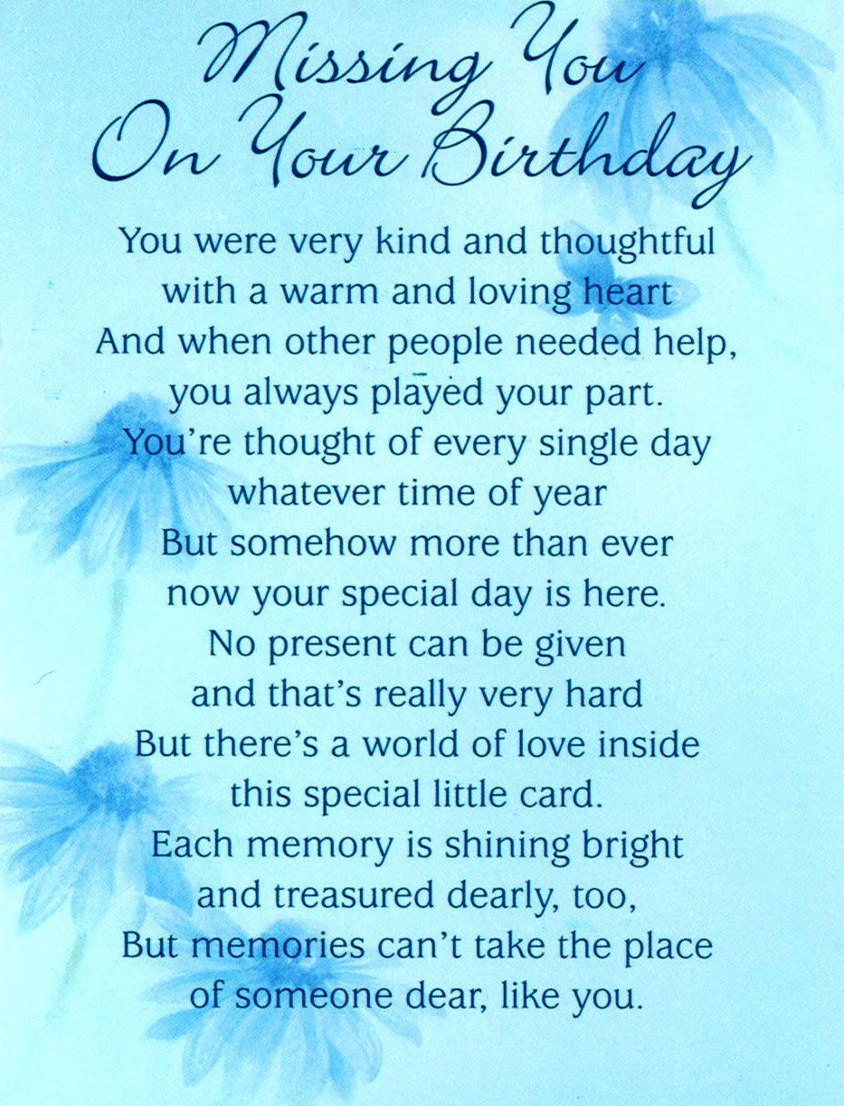 Happy Birthday To My Son In Heaven Quotes. QuotesGram by
